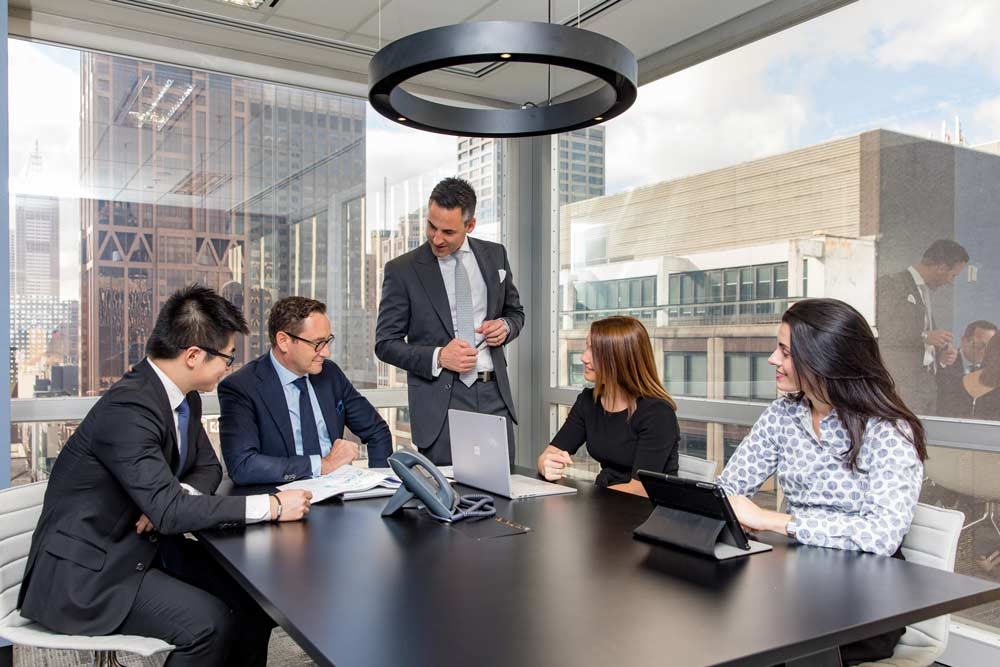 corporate environment photography melbourne team meeting